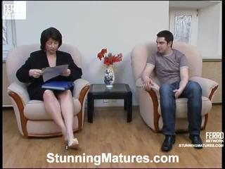 Juliana y adam fetichista senior acción