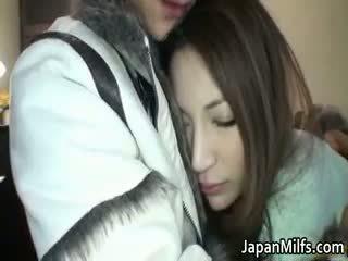 Anri suzuki प्यारा जपानीस बेब enjoys part4