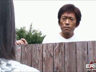 Величезний титьки японська дівчина наступний двері hanna tied і синиця трахкав