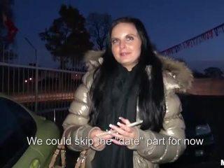 Eurobabe Tereza Becker banged for money