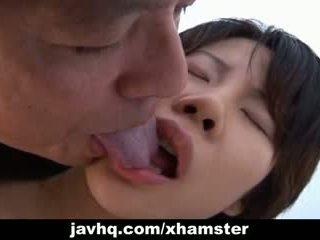 Haruka aida je fingered in blowing tič uncensored