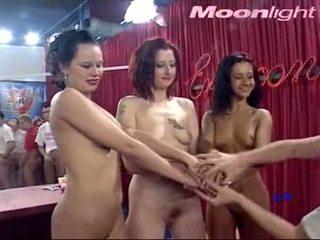 brunette, oral sex, vaginal sex, cum shot, blowjob, big cock