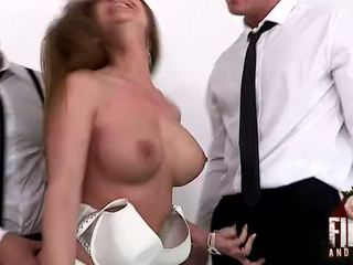 Hot And Horny Cathy Heaven Gets Fisted And Stuffed Up Her