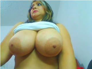 Webcams 2014 - colombian milf w tohutu tissid 2