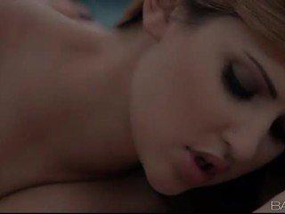 看 接吻, 最好的 口服 有趣, 有趣 女孩女孩 看