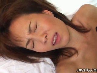 Miri sugihara огромен knocker мацка banged от трудно хуй!
