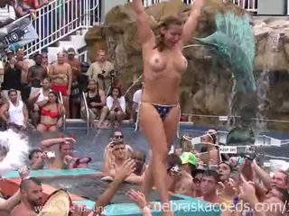 Unspeakable debauchery 에 플로리다 풀 파티