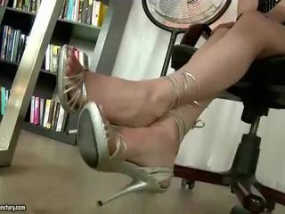 sapatos de salto alto, fetiche, pernas