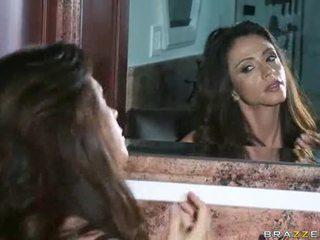 brunette, hardcore sex, brazzers