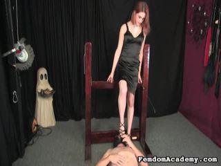 Lang vrouwelijke dominantie clips bij groot vrouwelijke dominantie academy collectie