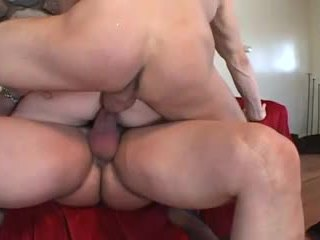 Audrey brutally gangbanged und double analed