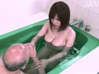 японський, великі сиськи, titjob