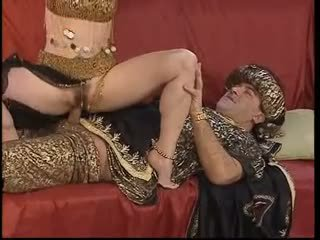 Roberto malone - alibaba scéna 1