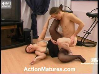 Ophelia And Marcus Kinky Mom Inside Action