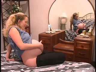 Nėštumas merginos 15 - scena 3