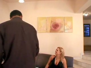 Erica Dellavechia works with all her holes