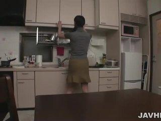 יפני זוג ב בית