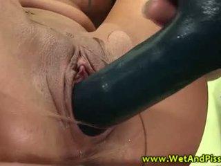 Piss; fetišs beauty drenched uz urine