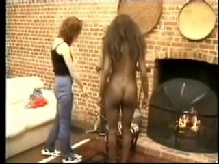 The Black Girl's Caning