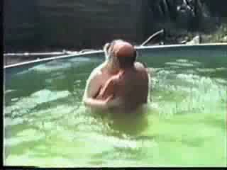 Dad Fucking Neighbor In Our Pool Video