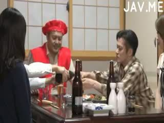 japanse, ezel, drietal