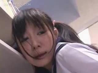 brunette, japanse, amateur