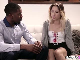 interracial, tits nhỏ, gian lận