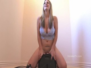 Danielle Sits On The Get Laid Bot