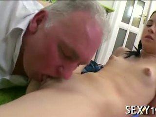 Hardcore drilling da insegnante