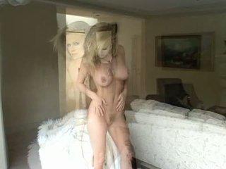 Pāris karstās sekss uz gulta istaba