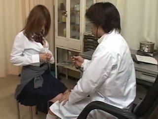 pornoxo, asijský, lékaři