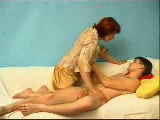 Russian Boy Fucked By Mature Aunt Video