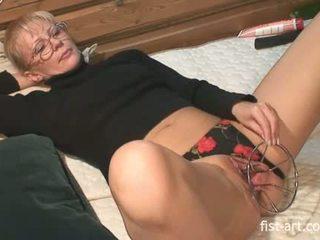 Extremo madura madre bizarro enorme insertions fetiche