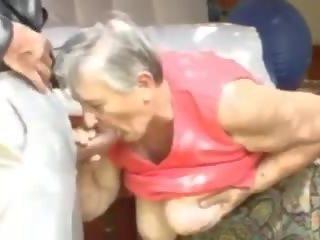 Alte omas anal