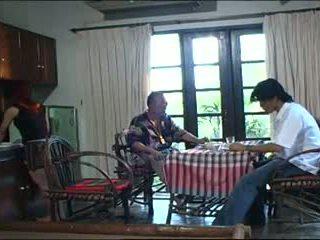 I vjetër tajlandeze qij.