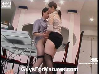 Mix of judith, leonard, rolf by guys for matures