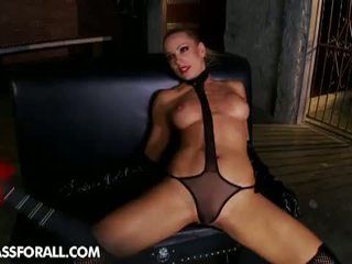 toys, shaved pussy, european, pussy, anal, anal toy