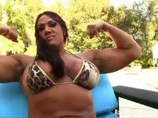 klitoris, stor klitoris, bikini