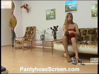 Diana ir adrian nešvarus ilgos kojinės vid