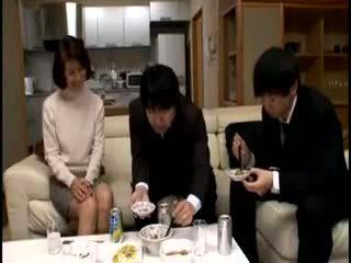 Jap nagyi cenzúrázott: ingyenes anya porn videó c8