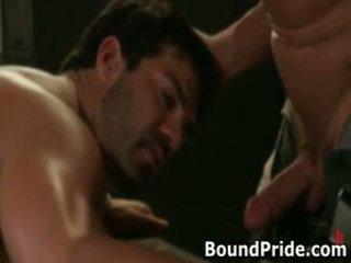 Tyler un vince hunky muscle geji dīvainas s&m