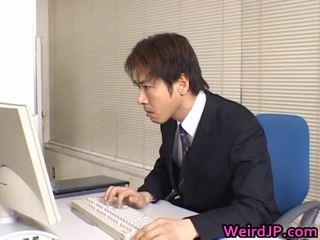 manusia big dick apaan, japanese, bos