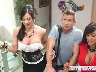 blowjobs, big boobs, ménage à trois