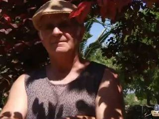 Old Man Fucking A Redhead Greedy Nympho