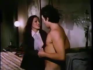 sexo grupal, vintage, estrelas porno