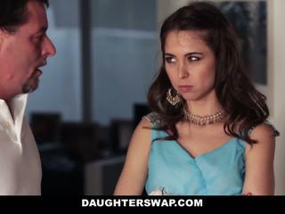 Isät swap ja naida daughters päällä prom yö