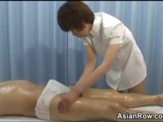 massage, uniform, handjob