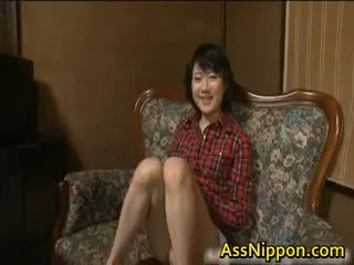 Aoba Ito Nasty Asian Slut Gets Both Part1