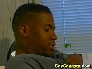 गे negro एनल गड़बड़ कठिन में उसके ऑफीस