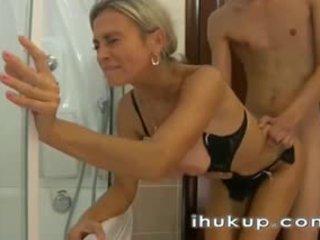 webcam, blondine, amateur